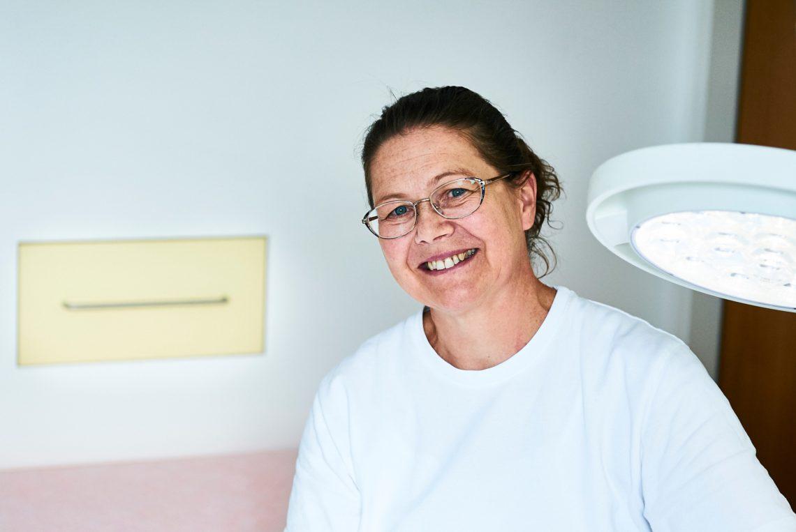 Portrait von Frau Dr. Löw