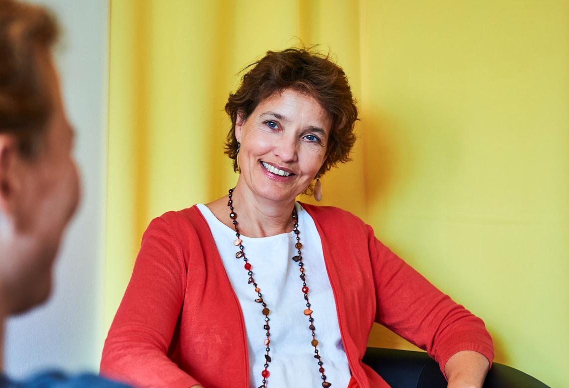 Psychotherapeutin in Ausbildung Sybille Stelzhammer